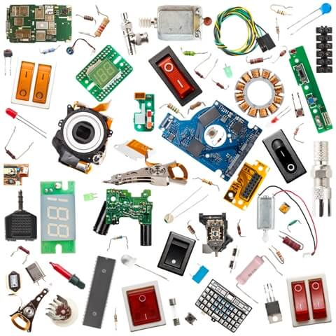 electronic-components-that-can-be-thrown-in-a-dumpster
